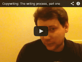 writing process glenn fisher copywriting