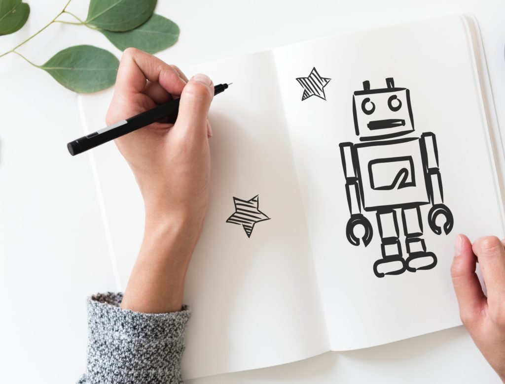 Robots vs Copywriters: Why creatives shouldn't fear Artificial Intelligence