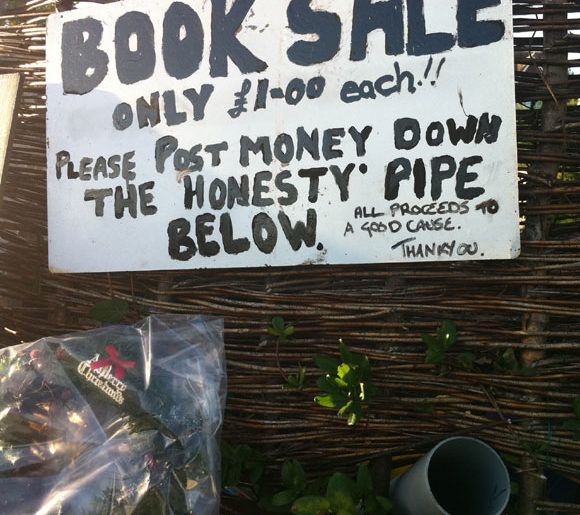 Honesty Pipe - Keep Copywriting SImple - AllGoodCopy.com